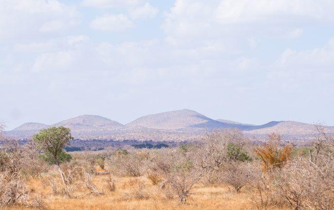 Chyulu Hills/Amboseli