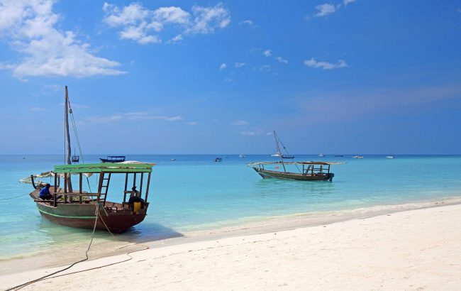 Zanzibar Island